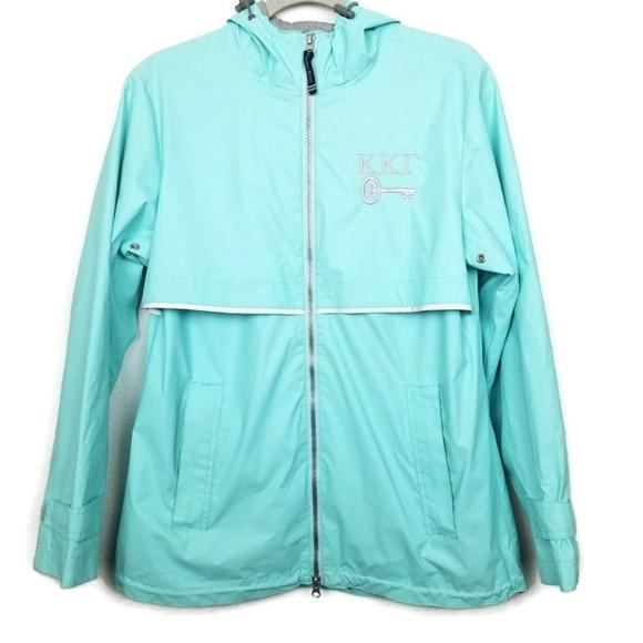 Charles River Apparel Jackets & Blazers - Kappa Kappa Gamma | Charles River | raincoat